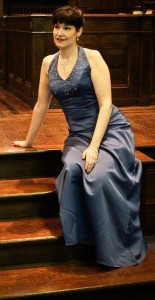 Erin Bardua as the Countess, Le nozze di Figaro, 2011