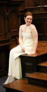 Maureen Batt as Susanna, Le nozze di Figaro, 2011