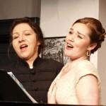 Margaret Bardos (Cherubin) & Maureen Batt (Nina)