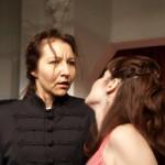Margaret Bardos (Cherubin) & Erin Bardua (L'Ensoleillad)