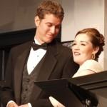 Jeremy Ludwig (Philosophe) & Maureen Batt (Nina)